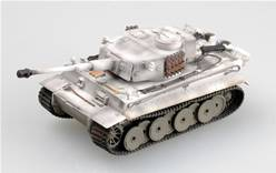 TIGER I EARLY TYPE KHARKHOV 1943