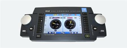 CENTRAL DIGITAL ECOS 2.1 SYSTEM TFT COLOR