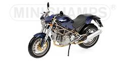 DUCATI MONSTER 2003 AZUL MET.