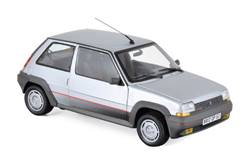RENAULT 5 SUPERCINCO GT TURBO 1985 PLATA