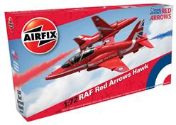 RAF RED ARROWS HAWK