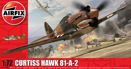 CURTISS HAWK 81-A2