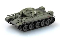 T-34/76 1942 RUSSIAN ARMY GREY