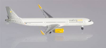 AIRBUS A321 VUELING (8,9 cm)