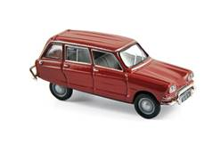 CITROEN AMI 6 BREAK 1968 ROJO