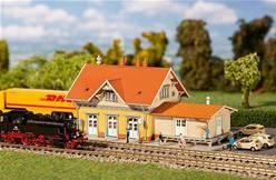 Auhagen Estaci/ón ferroviaria de modelismo ferroviario