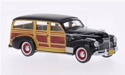 CHEVROLET DELUXE ESTATION WAGON MADERA/NEGRO