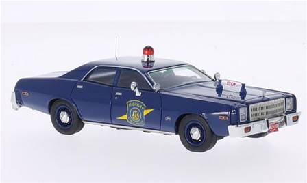 PLYMOUTH FURY POLICIA DE MICHIGAN
