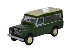 LAND ROVER SERIE II STATION WAGON