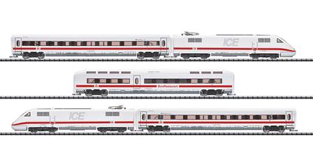 ALEMANIA DB AG TREN ICE SET DE 5 VEHICULOS (DIGITAL CON SONIDO)
