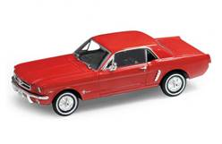 FORD MUSTANG COUPÉ 1964 ROJO