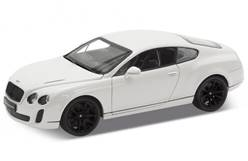 BENTLEY CONTINENTAL SUPERSPORTS 2010 BLANCO