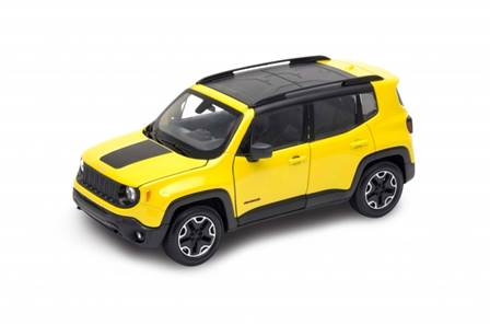 JEEP RENEGADE TRAILHAWK AMARILLO