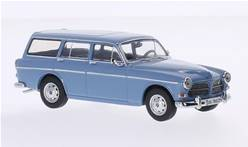 VOLVO 220 AMAZON 1962 AZUL CLARO