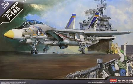 F14A USA NAVY FIGHTER
