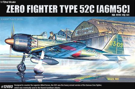 ZERO FIGHTER TYPE 52CA6M5C