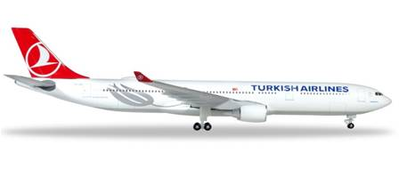 AVION A330-300 TURKISH AIRLINES (12,7 cm)