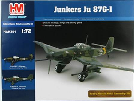 JUNKERS 87G-1