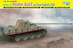 PANTHER AUSF.F W/7,5 CM