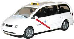 SEAT ALHAMBRA TAXI MADRID