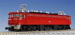 JAPON LOCOMOTORA ELECTRICA ED 76 500