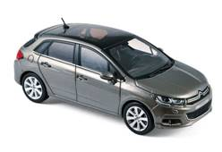 CITROEN C4 2015 SPIRIT GREY