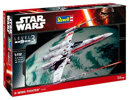 STAR WARS CAZA X-WING