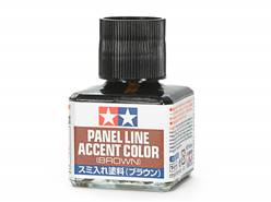 PANEL LINE BROWN (40 ml) - GRAN FLUIDEZ, DESTACANDO LOS DETALLES