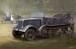 SD.KFZ.8 D89 TRACTOR