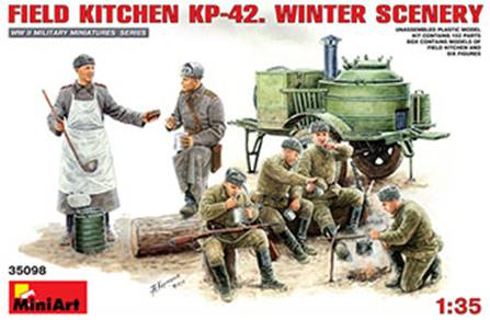 FIELD KITCHEN KP 42