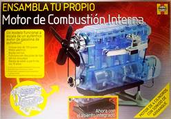MOTOR DE COMBUSTION EN KIT