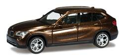 BMW X1 TM MARRON METALIZADO