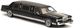 LINCOLN TOWN CAR LIMOUSINE NEGRO (RESINA)