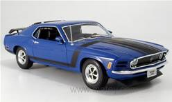 FORD MUSTANG BOSS 302 AZUL